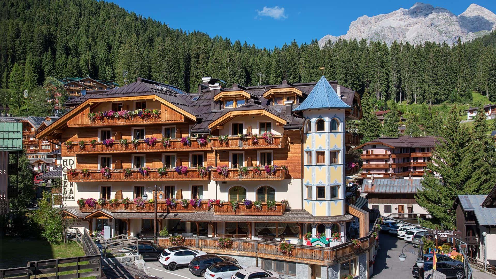 77d333f6 4 star hotel in Madonna di Campiglio | Hotel Diana